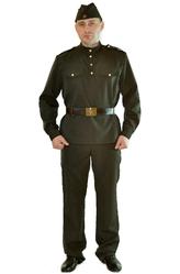 Военные и спецназ - Костюм Суровый солдат