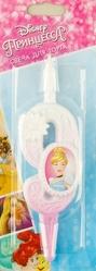 Дисней - Свеча девятка Принцесса Disney
