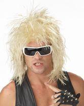 Ретро и Гангстеры - Светлый парик рок чувака