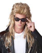 Ретро и Гангстеры - Светлый рок парик