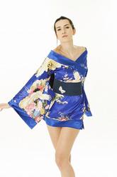 Национальные - Костюм Танцующая гейша