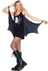 Женские костюмы - Темный костюм Черной вдовы
