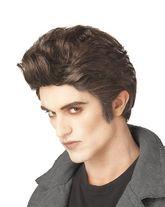 Вампиры и Дракулы - Тёмный вампирский парик