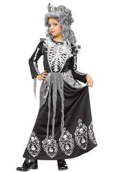 Костюмы для девочек - Костюм Царица скелетов