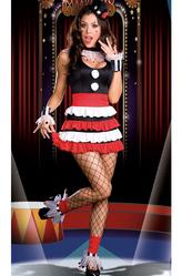 Клоунессы - Костюм Цирковая звезда