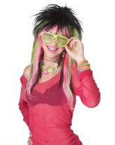 Ретро - Цветной парик конфетки