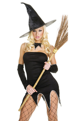 Ведьмы - Костюм Тыквенная ведьмочка