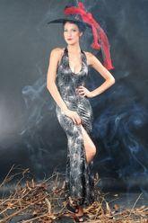 Колдуны и колдуньи - Вечернее платье ведьмы