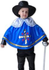 Мушкетеры - Велюровый костюм мушкетера