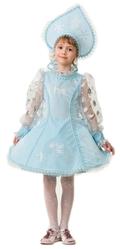 Снегурочки и Снежинки - Велюровый костюм Снегурочки