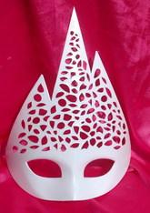 Корсеты - Венецианская карнавальная маска
