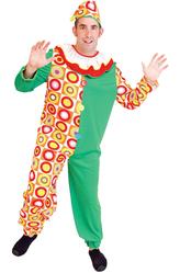 Мужские костюмы - Веселый клоун