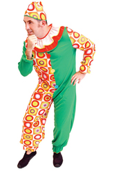 Клоуны - Костюм Веселый клоун