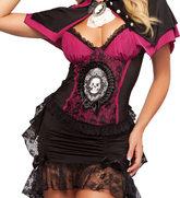 Ресницы и линзы - Викторианская вампирша