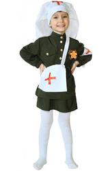 Доктора и медсестры - Костюм Военная медсестра