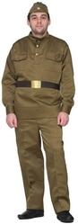 Военные и спецназ - Военный костюм для мужчин lux