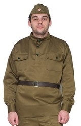 Профессии - Военный костюм для мужчин