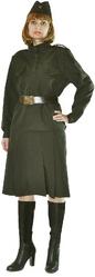 Военные и Милитари - Военный костюм женский