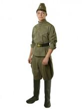 Профессии - Военный мужской комплект