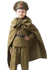 Профессии - Военный плащ для детей