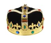 Королевы и Принцессы - Взрослая черная корона