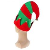 Эльфы - Взрослая полосатая шапка эльфа