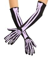 Перчатки и боа - Взрослые скелета