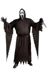 Страшные и кровавые - Взрослый большой костюм Крика