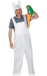 Зайчики и Кролики - Взрослый карнавальный костюм зайца
