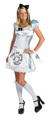 Алисы и Белоснежки - Взрослый костюм Алисы в стране чудес