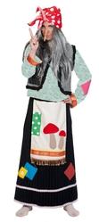 Баба Яга - Взрослый костюм Бабы Яги в ассортименте