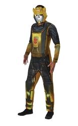 Трансформеры - Взрослый костюм Бамблби
