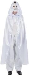 Темные силы - Взрослый костюм Белого Призрака