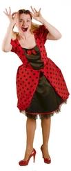 Женские костюмы - Взрослый костюм Божьей коровки