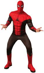Человек-паук - Взрослый костюм Человека-паука делюкс