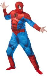 Человек-паук - Взрослый костюм Человека-паука Dlx