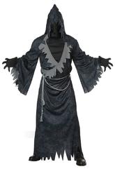 Темные силы - Взрослый костюм черного духа