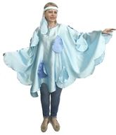 Времена года - Взрослый костюм Дождика