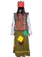 Баба Яга - Взрослый костюм Дремучей Бабы-Яги