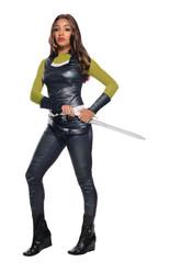 Мстители - Взрослый костюм Гаморы