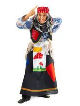 Баба Яга - Взрослый костюм хитрой Бабы Яги