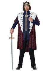 Цари и короли - Взрослый костюм Короля