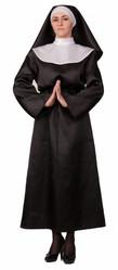 Монашки и Девы - Взрослый костюм кроткой Монашки