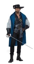 Мушкетеры - Взрослый костюм мушкетера