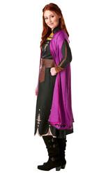 Холодное сердце - Взрослый костюм принцессы Анны из Холодного сердца