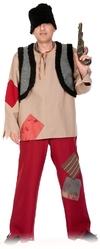 Русские народные - Взрослый костюм Разбойника