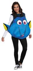 Рыбки - Взрослый костюм Рыбки Дори