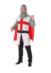 Рыцари и Воины - Взрослый костюм Рыцаря Крестоносца