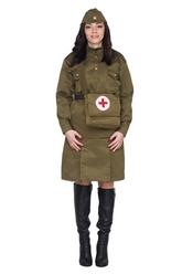 Военные и Милитари - Взрослый костюм санитарки