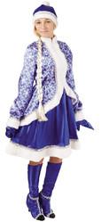 Санты и Снегурочки - Взрослый костюм Сказочной Снегурочки